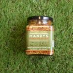 Mandy's Horseradish and Apricot Mustard