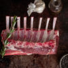 Lamb Rack - Premium (8 Ribs Approx 500gm)