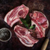 Lamb Shoulder Chops (500gm)