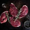 Lamb Leg Steaks (500gm)